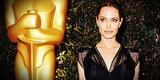 Is This Angelina Jolie's Prettiest Black Dress Ever?
