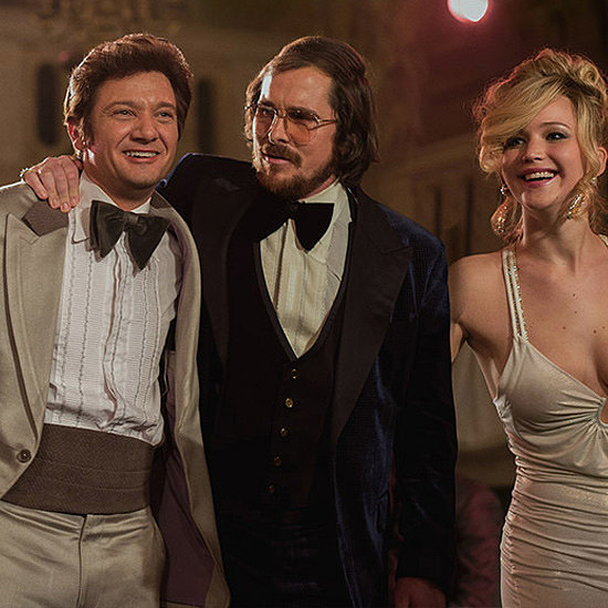 Christian Bale Talks Jennifer Lawrence in American Hustle