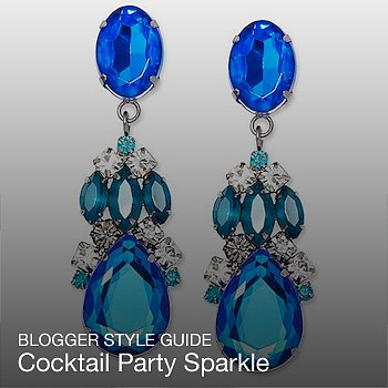 Sparkle at Every Cocktail Party