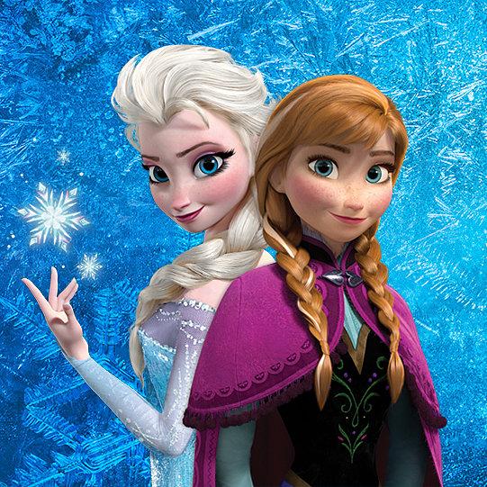 Cool App Alert: Frozen — Storybook Deluxe