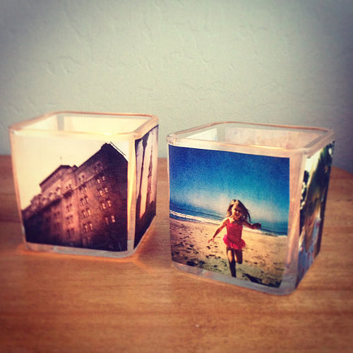 Photo Votives Candle