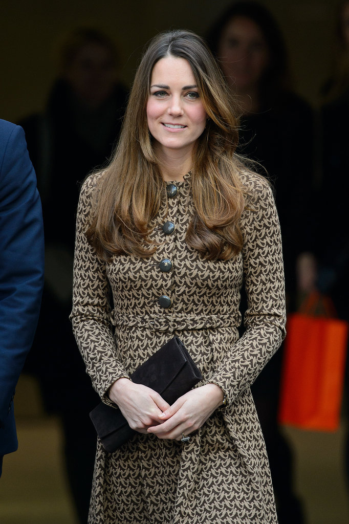 Kate Middleton Gives Everyone an Update on Prince George