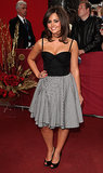 At the 2009 British Soap Awards, Jenna teamed the two sides of her fashion personality, opting for a sexy bodice with a flirty, feminine skirt.