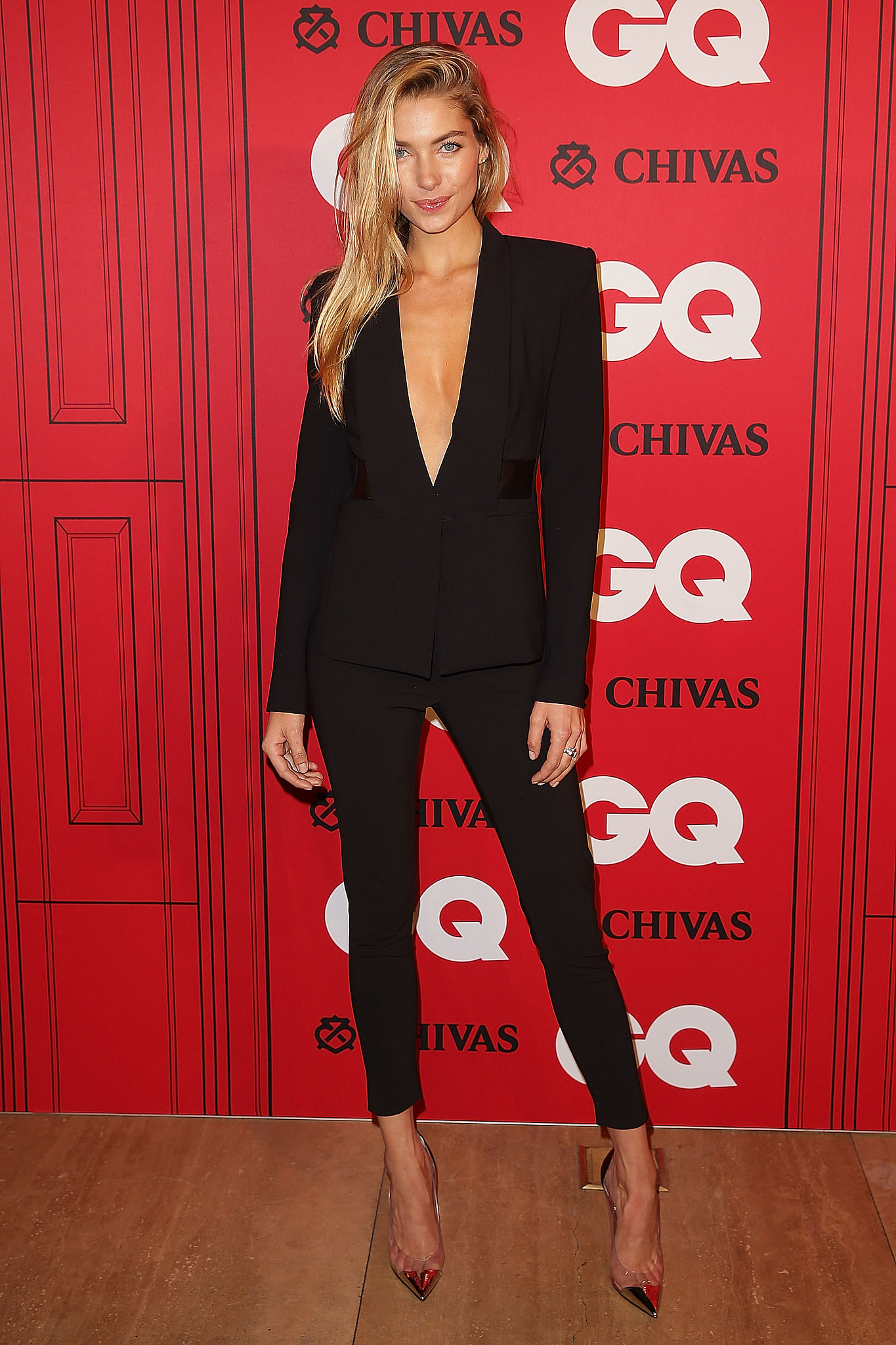 Jessica Hart at the GQ Men of the Year Awards in Sydney.