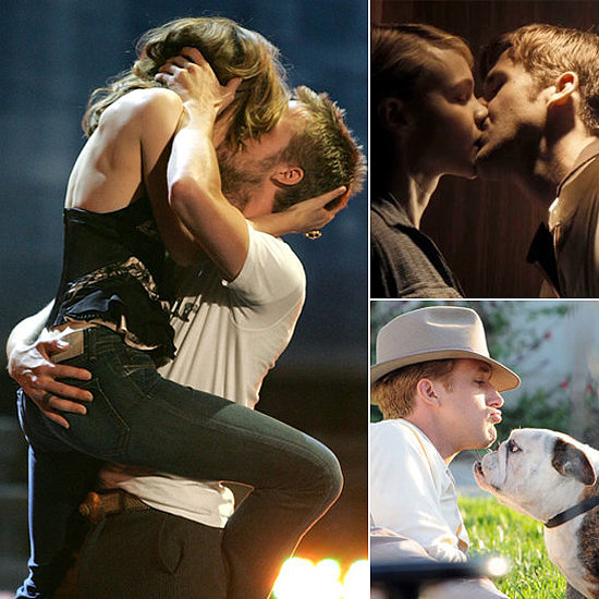 Ryan Gosling's Best Kisses on Screen and Off