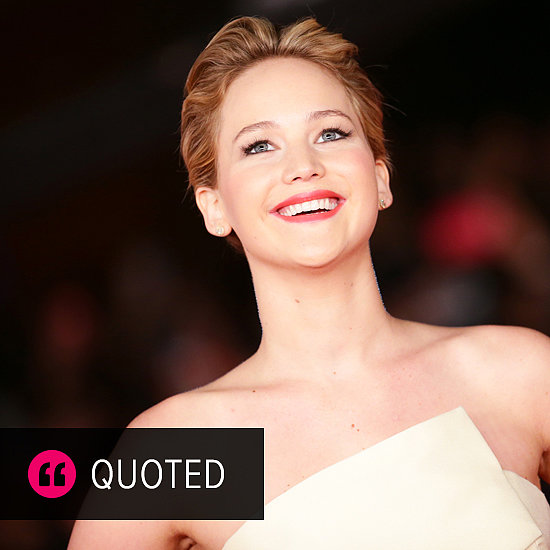 Jennifer Lawrence Is on Fire — Her Most Candid Quotes