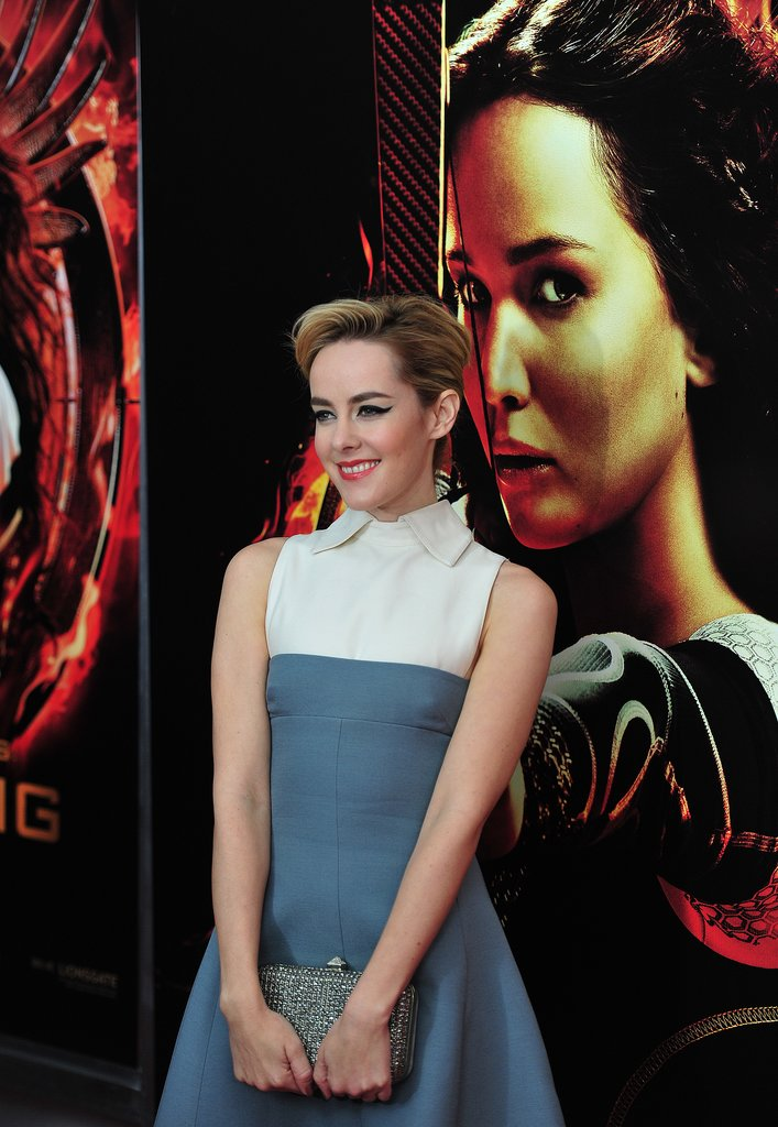 Catching Fire Takes Over New York, and Everyone's a Victor