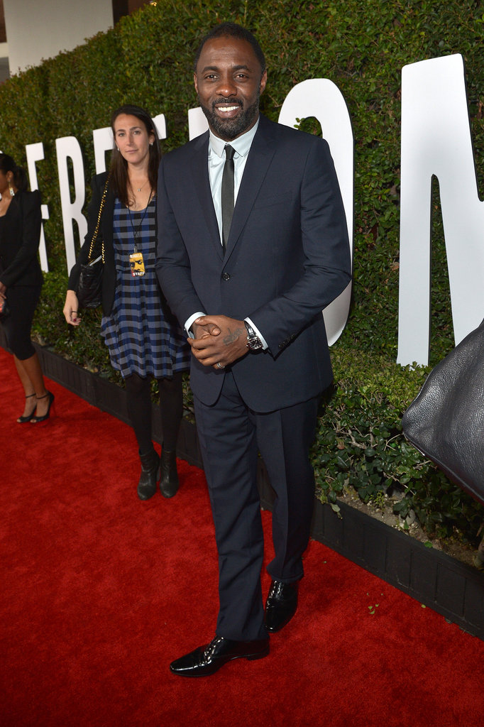 Idris Elba is one of People magazine's Sexiest Men of 2013.