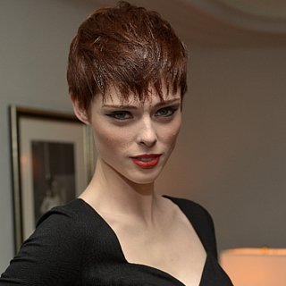 Coco Rocha New Haircut on Instagram