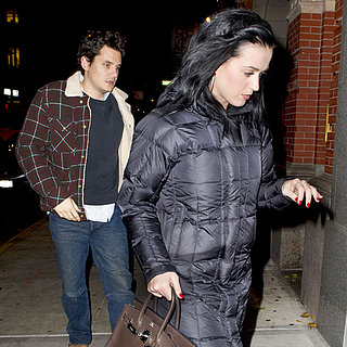 Katy Perry and John Mayer NYC Date Pictures