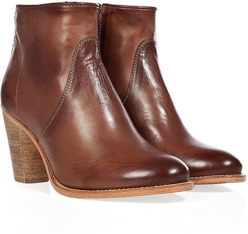 N.d.c. Brown Ness Parma Softy Ankle Boots