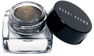 I'm a fan of Bobbi Brown's long-lasting and easy-to-use cream eye makeup products. This velvety Bobbi Brown metallic cream eye shadow ($25) would make for a glam stocking stuffer. — Annie Gabillet, news editor