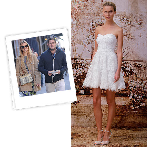 Wedding Dresses Engaged Celebrities Should Wear 2013