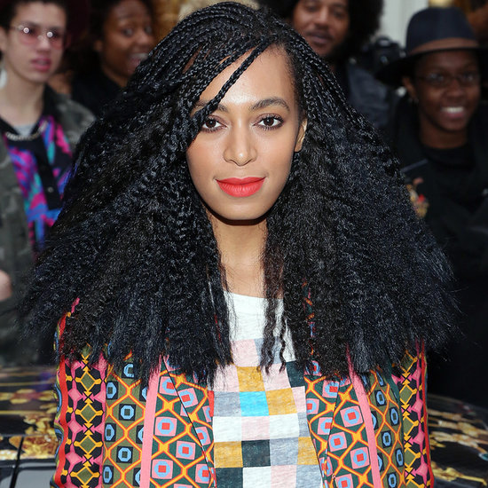Solange Knowles's Next Fashion Gig Isn't What You'd Expect