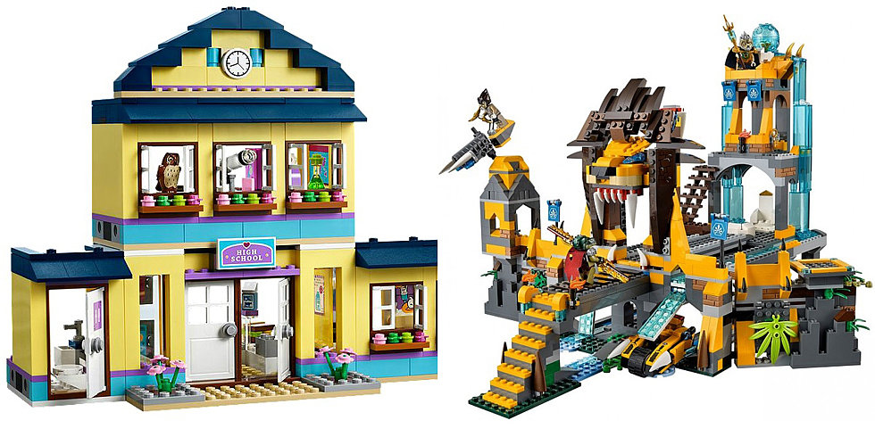 The Best Lego Toys of the Year