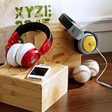 MLB BiGR Audio Headphones