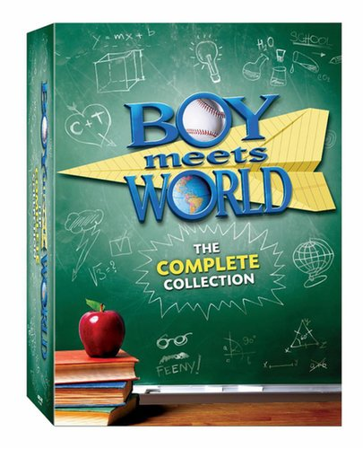 Who doesn't love a little '90s nostalgia? Now's the time to dive into the Boy Meets World: The Complete Collection DVD set ($100), because the show's spinoff, Girl Meets World, comes out next year. — Laura Marie Meyers, assistant news editor