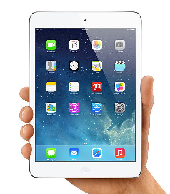 "Apple iPad Mini ($399-$699) ""For anyone who travels, the Mini is perfect, and they just released a new one. I can't go anywhere without mine."""