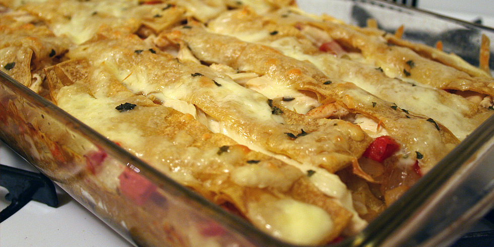 Freezable Casseroles: Texan-Inspired King Ranch Chicken