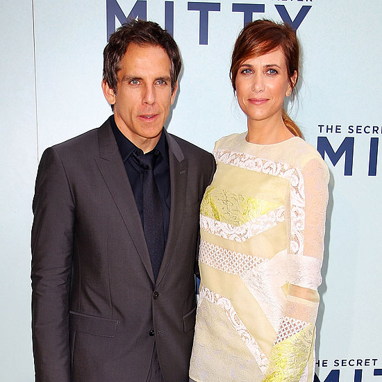 Ben Stiller and Kristen Wiig in Australia Pictures