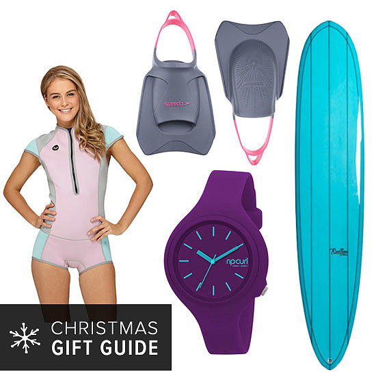 2013 Christmas Gift Guides: Gifts For the Water Babe