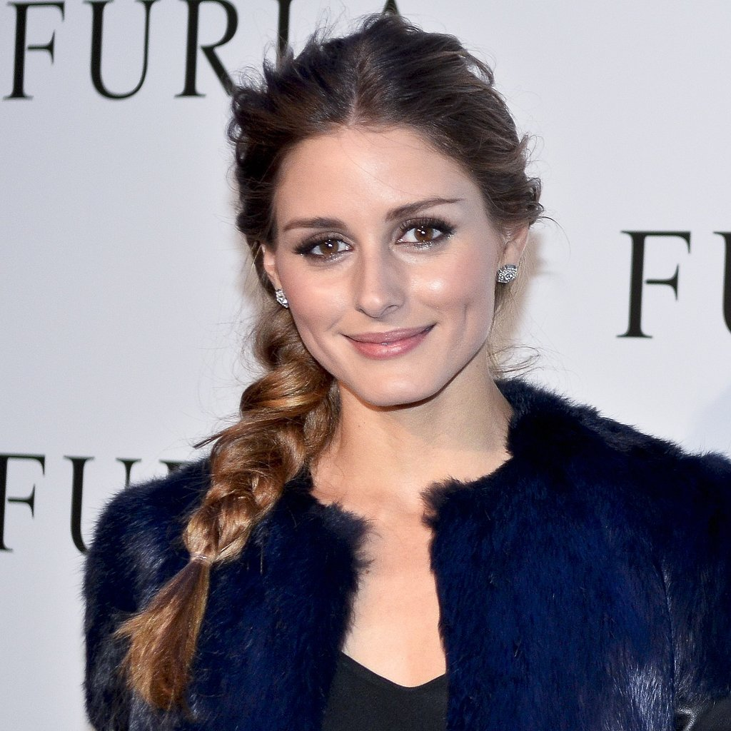Side braids are a casual-cool staple, but Olivia Palermo showed us you can easily polish up the look.
