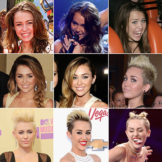 The Crazy and Sometimes Confusing Evolution of Miley Cyrus