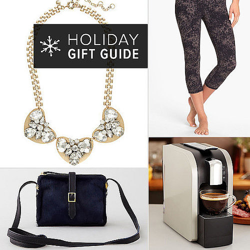 From beauty and caffeine fixes to easy, kidproof wardrobe updates, these presents are perfect for stylish been-there-done-that mamas. Check them out now on POPSUGAR Moms!