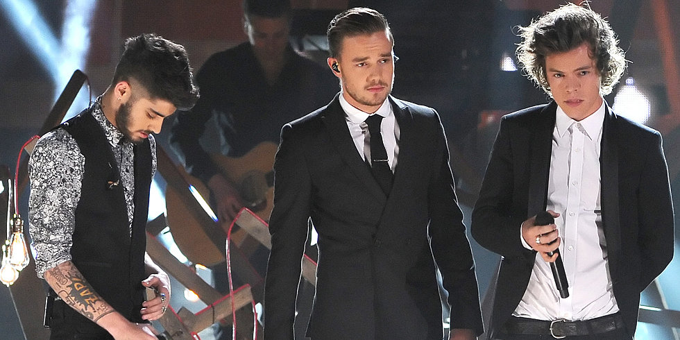 Who's Still Swooning From One Direction's AMAs Performance?