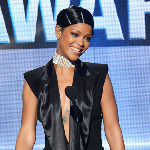 Rihanna at the American Music Awards 2013