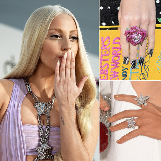 Zoom In on the Manicures From the AMAs and More!