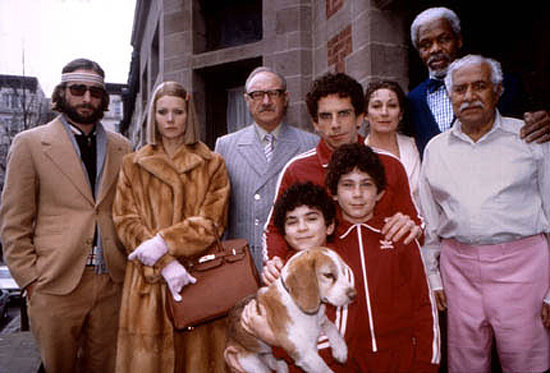 The Tenenbaums, The Royal Tenenbaums