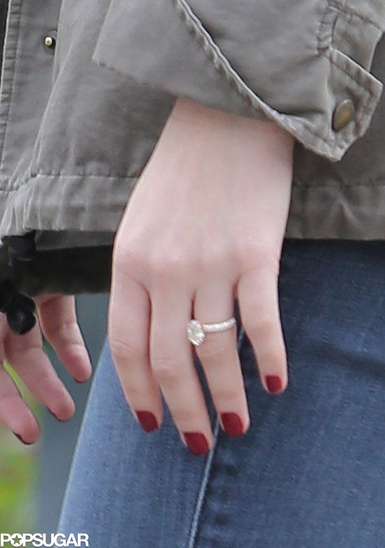 like popsugar - Lauren Conrad Wedding Ring