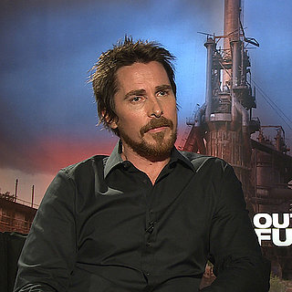 Christian Bale Talks Jennifer Lawrence | Video