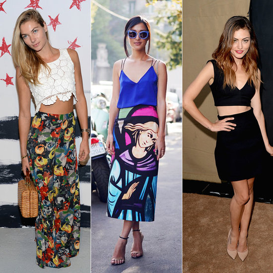12 Celeb-Inspired Ways to Beat the Heat in Style