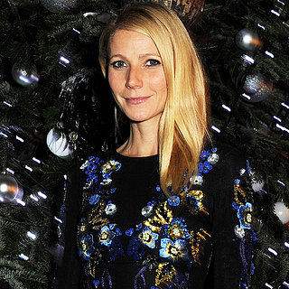 Who Wore It Better: Gwyneth Paltrow or This Christmas Tree?