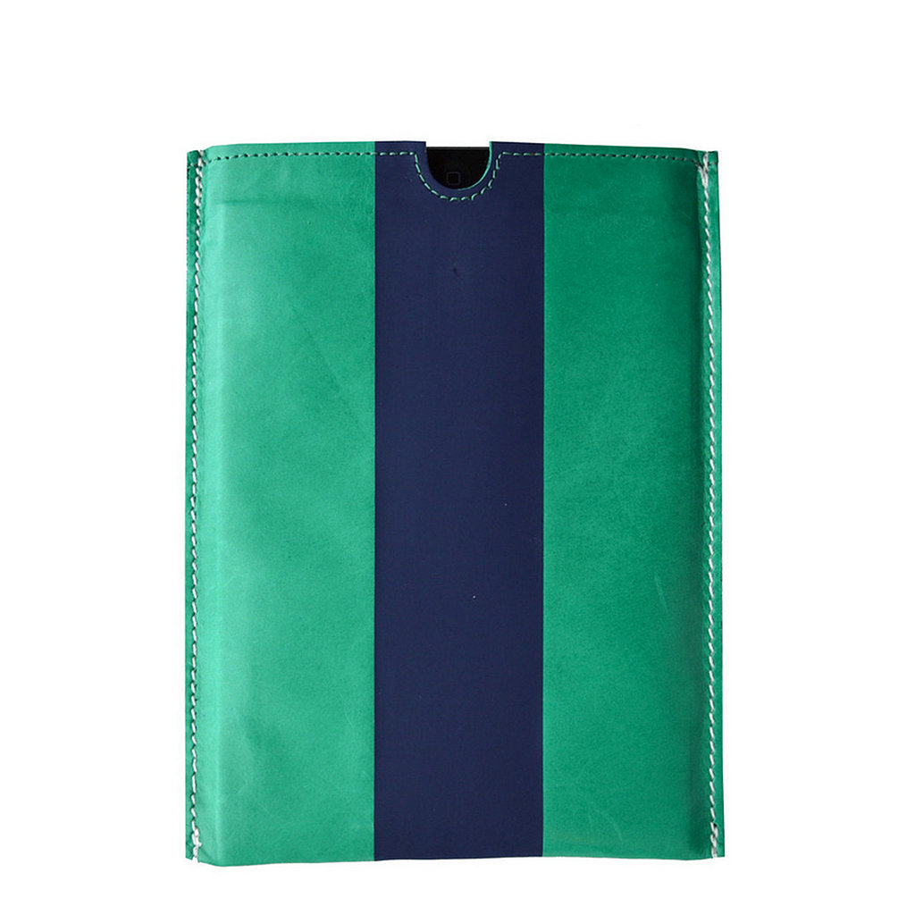 The racer stripe on the Clare Vivier iPad mini sleeve ($138) is perfect for the sporty person in your life.