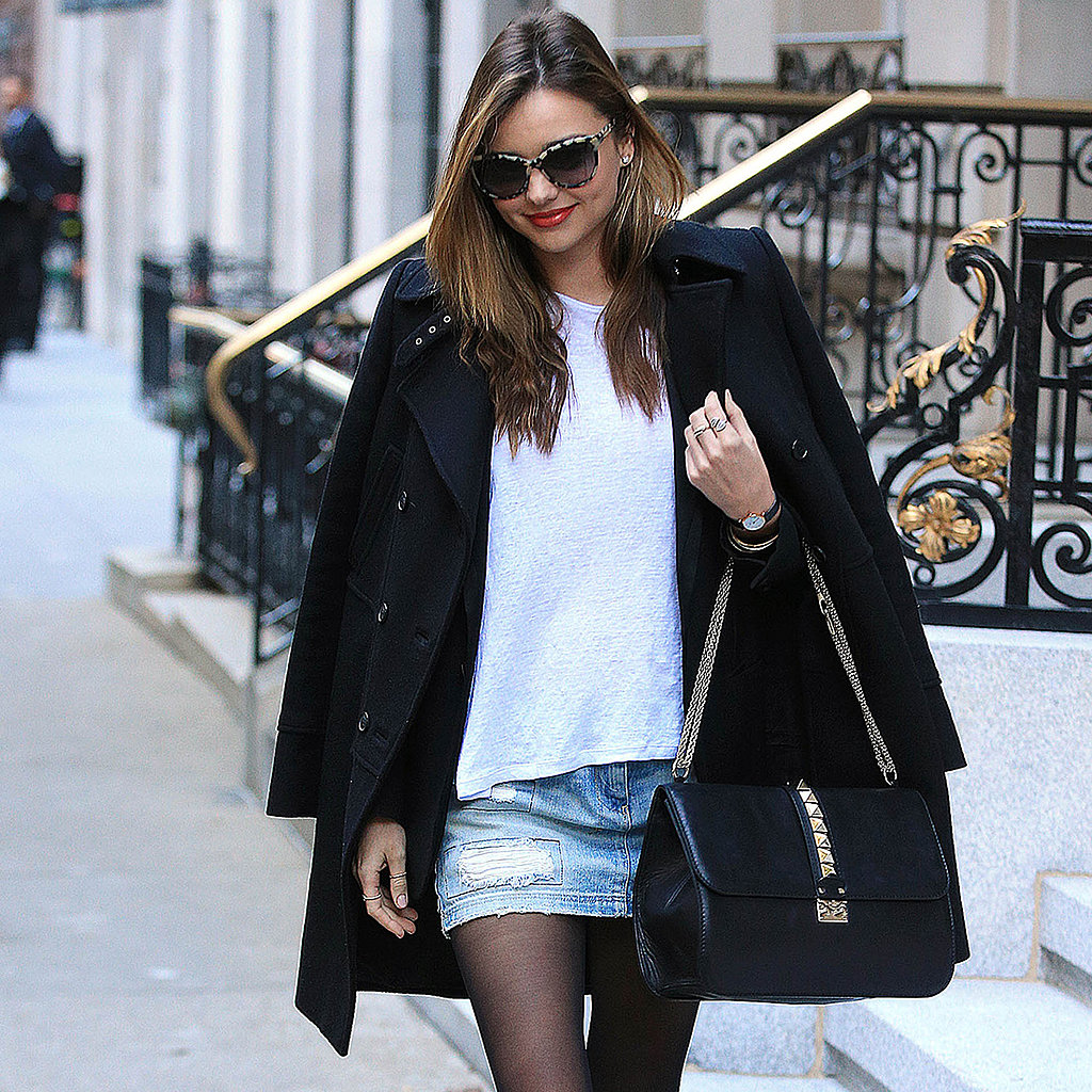 97 Reasons Miranda Kerr's Street Style Is Flawless