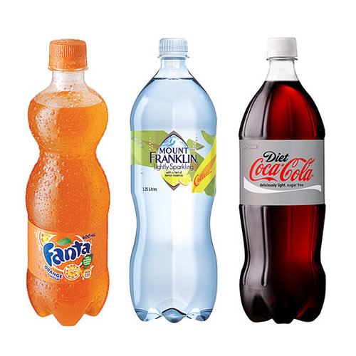 Calories in Soft Drinks; Calories in Diet Coke, Coke
