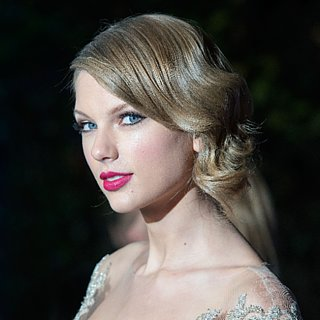 Taylor Swift Hair at Winter Whites Gala 2013