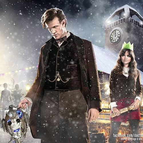 Doctor Who Christmas Special 2013 Teaser Trailer