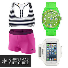 Christmas Gifts for the Runner; Running Clothes