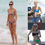 Celebrities Wearing Bikinis