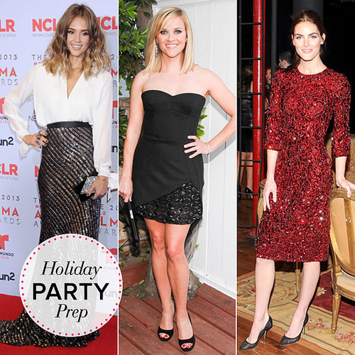Best Holiday Looks From Celebrities