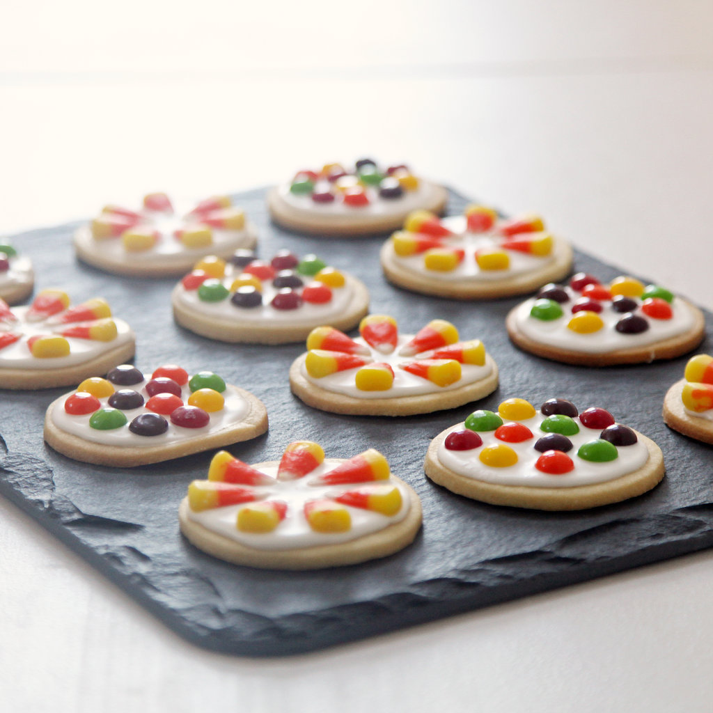 Candy-Covered Sugar Cookies