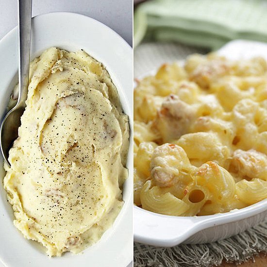 Did You Make Mashed Potatoes or Macaroni and Cheese?