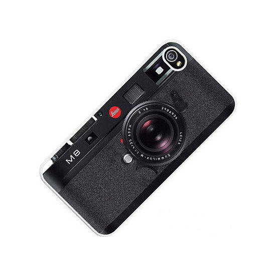Vintage Leica Camera Phone Case