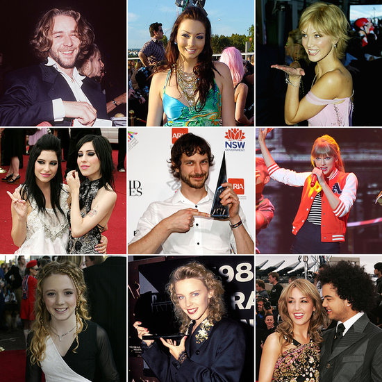 A Look Back at the ARIA Awards Through the Years!