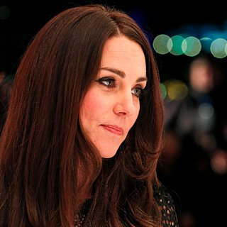 Kate Middleton's Hair at the SportsAid Gala 2013