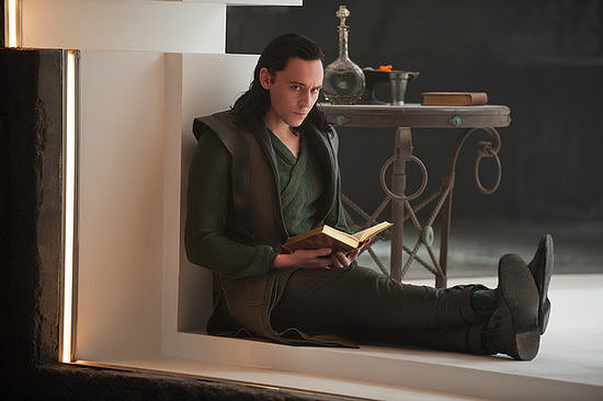 Best Supporting Character: Loki